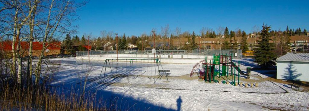 Ranchlands Community Sports Field and Playground | Calgary Alberta